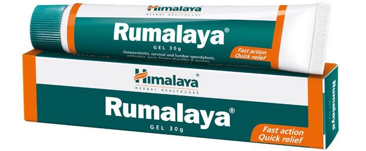 РУМАЛАЯ ГЕЛЬ (Rumalaya Gel) Himalaya 30 г