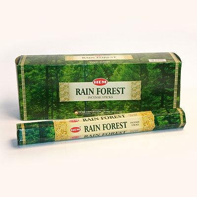 Благовония Дождливый лес (Rain forest) HEM