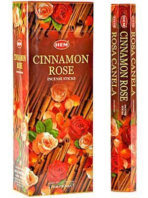 БЛАГОВОНИЯ HEM Корица- Роза (Hexa Cinnamon- Rose)