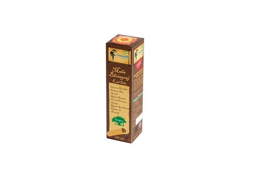 Масло для волос «Махабринградж» 100,0 мл.