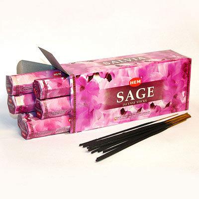 Благовония Шалфей (Sage) HEM