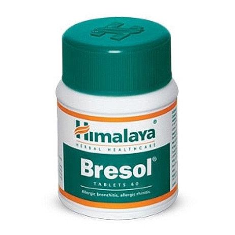 БРИЗОЛ (Bresol) Himalaya 60 таблеток