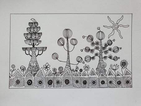 Doodles by Nozomu Gonzales
