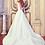 """Thumbnail: Sareh Nouri """"Waldorf"""" Silk shantung A-line gown"""