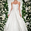 """Thumbnail: Anne Barge """"Somerset"""" strapless ballgown with brocade detail"""