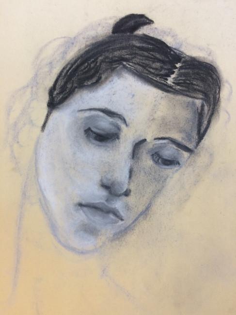 Violet Holmes, Age 14