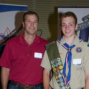 Neil's Eagle Scout Celebration