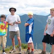 Opal Creek Boy Scout Hike
