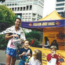 Portland Marathon 2002