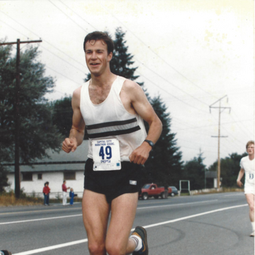 Capital City Marathon 1986