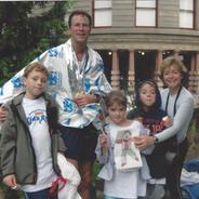 Portland Marathon 2005