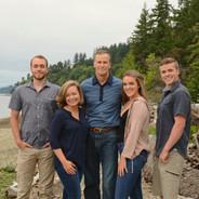 Olson Family Photo 2019