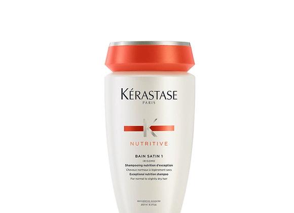 Kerastase Irisome Bain Satin 1    滋養 1號 浴髮乳( 昇華版)