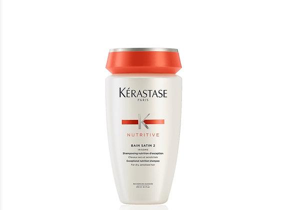 Kerastase Irisome Bain Satin 2    滋養 2號 浴髮乳( 昇華版)