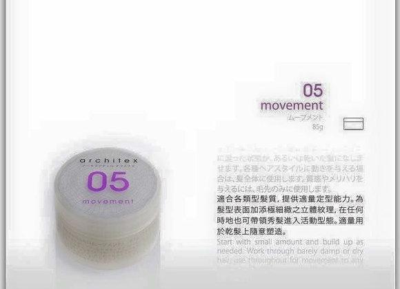 Architex movement clay