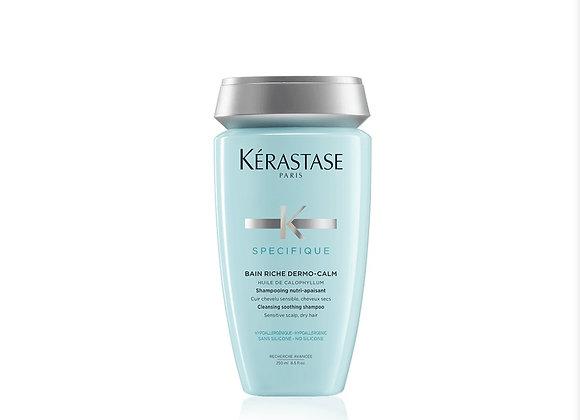 Kerastase Bain Riche Dermo-Calm(Dry Hair)舒緩滋養浴髮乳(乾性髮質)