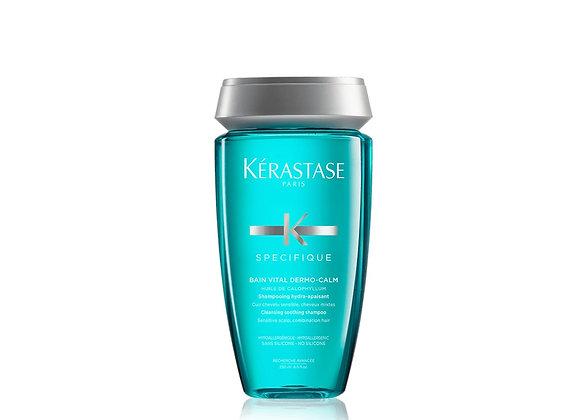 Kerastase Bain Vital Dermo-Calm(Combination Hair)舒緩浴髮乳(混合性髮質)