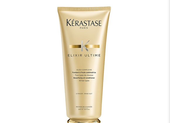 Kerastase Beautifying Oil Conditioner極緻全效護髮露