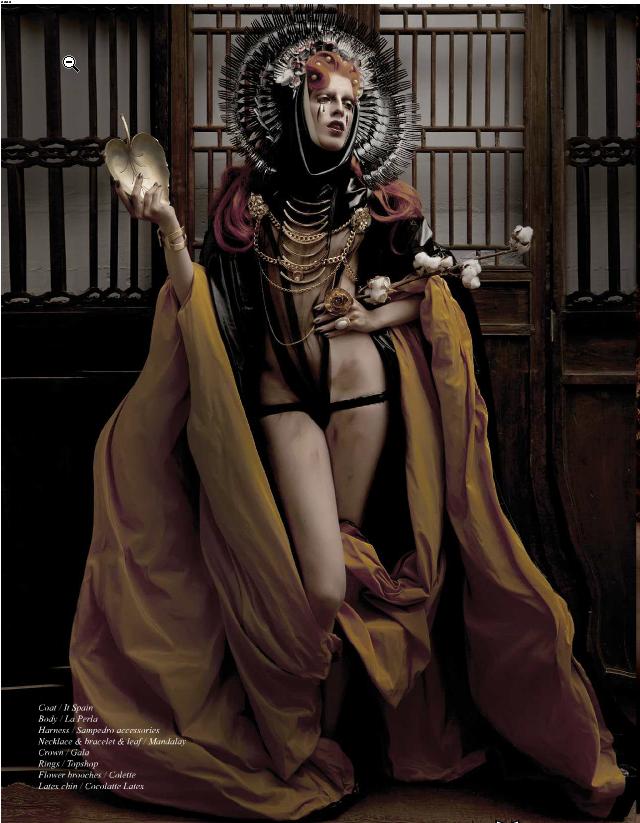 Schon Magazine June 2014