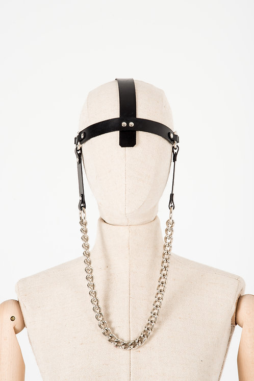 HEAD HARNESS WITH CHAIN