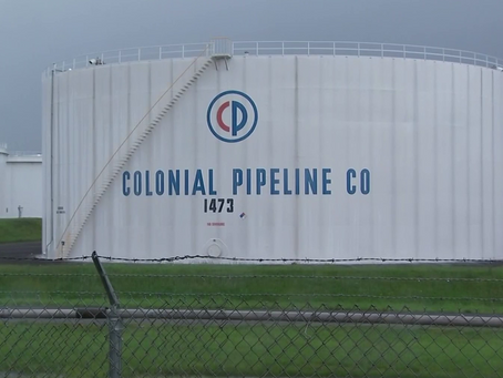 The Colonial Pipeline Hack