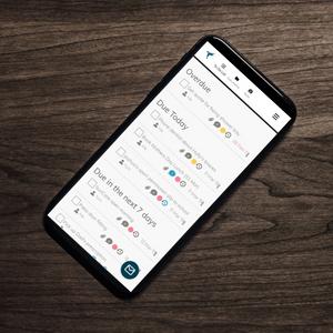 Lifefyle mobile screenshot. Share the load. #lifeadmin #sharetheload #backtowork