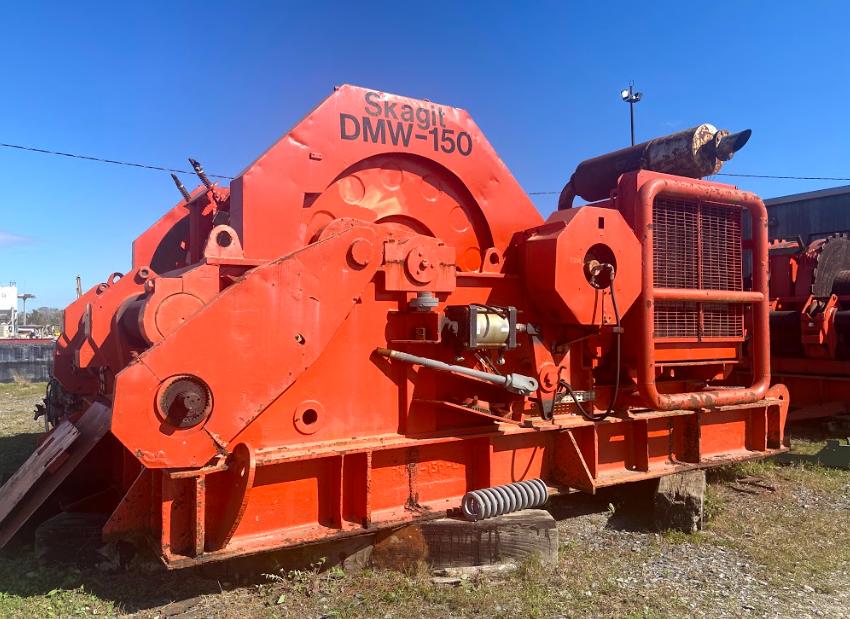 Skagit DMW-150 Winch for Sale