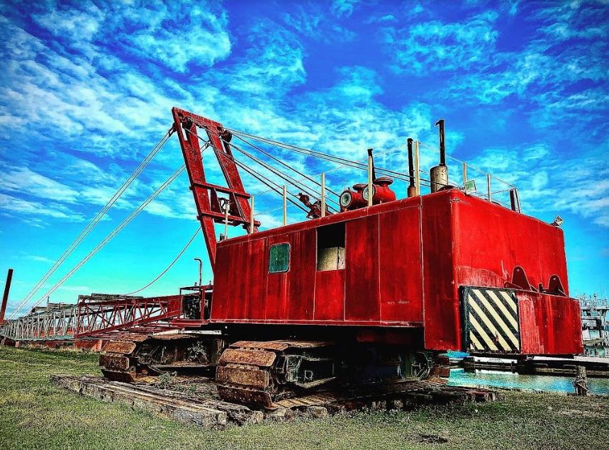 4600 Manitiwoc Crane