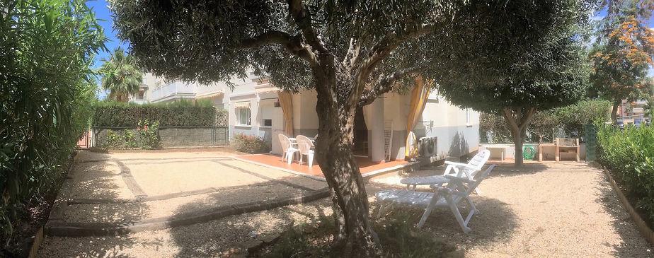 Appartement - Vue terrasse et Jardin