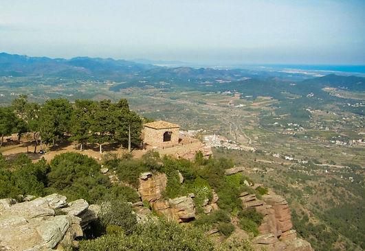 Sierra Calderona - Le mirador du Garbi - VALENCIA
