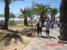 PUERTO DE SAGUNTO - Paseo Marítimo y Playa (Promenade et plage)