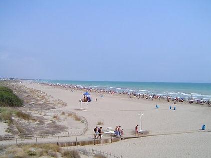 La plage de CANET D'EN BERENGUER 46529