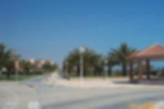 Paseo Marítimo le long de la plage de CANET D'EN BERENGUER