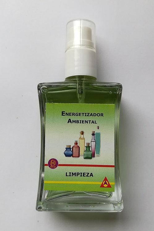ENERGETIZADOR  AMBIENTAL  DE  LIMPIEZA