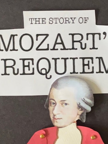 The Story of Mozart's Requiem: A Stop Motion Film