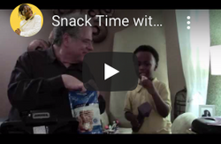 Snack Time With OrchKids Video