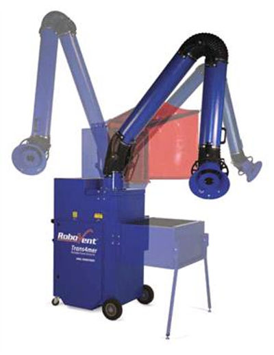 RoboVent Fume Collector