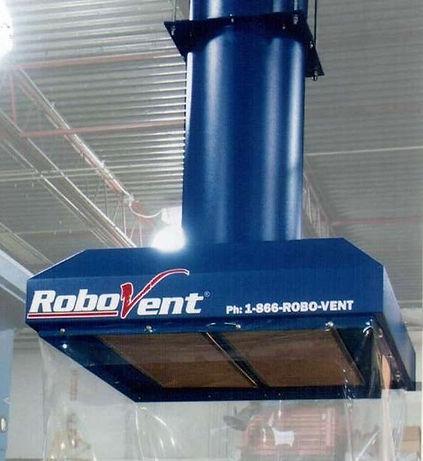 RoboVent Hood