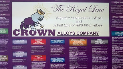 Crown Alloys
