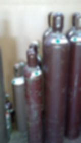 Argom CO2 Mix Cylinders