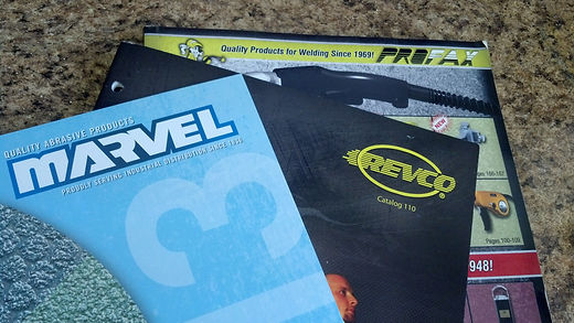 Welding Supply Catalogs