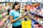 Woman checking food labelling.jpg