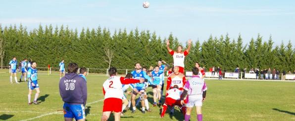 Saison Rugby 2011 - 2012