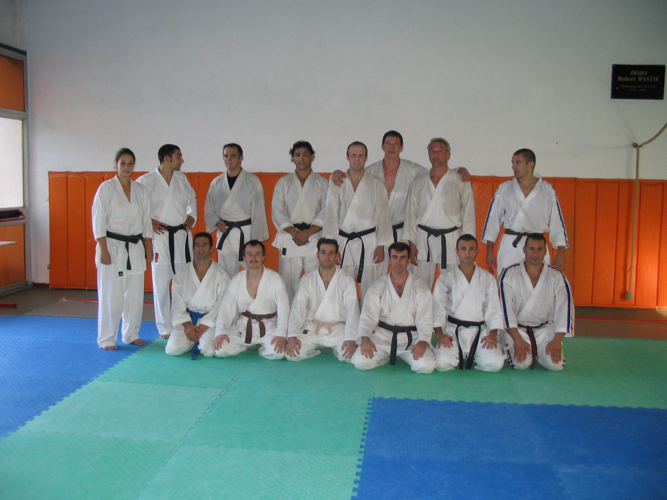 Formation au CREPS de Toulouse