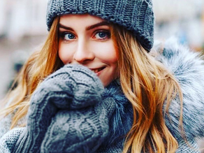 Skin tip: Is your skin more sensitive in the colder months?