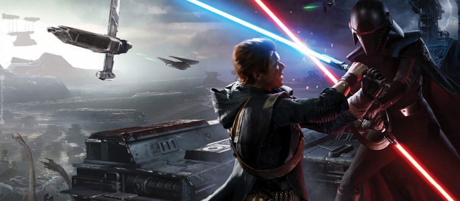 Thanks Respawn, Now I'm Worried about Star Wars: Jedi: Fallen Order
