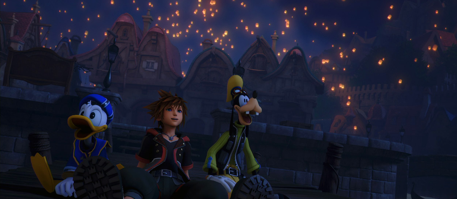 Spending One Month Completing Kingdom Hearts Games