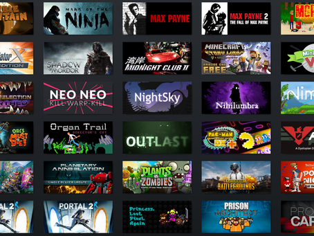 There Are Officially Too Many Games To Keep Up With