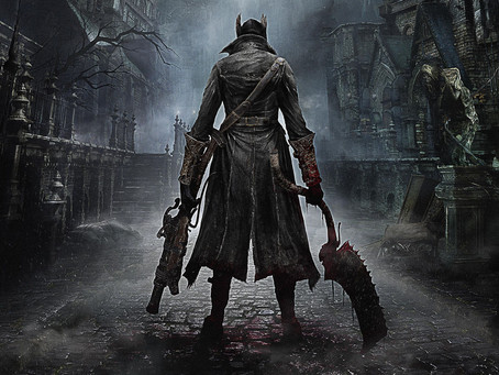 GamerGhost's Top 25 Games of the Decade
