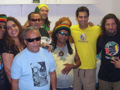 Banda Tribo de Jah